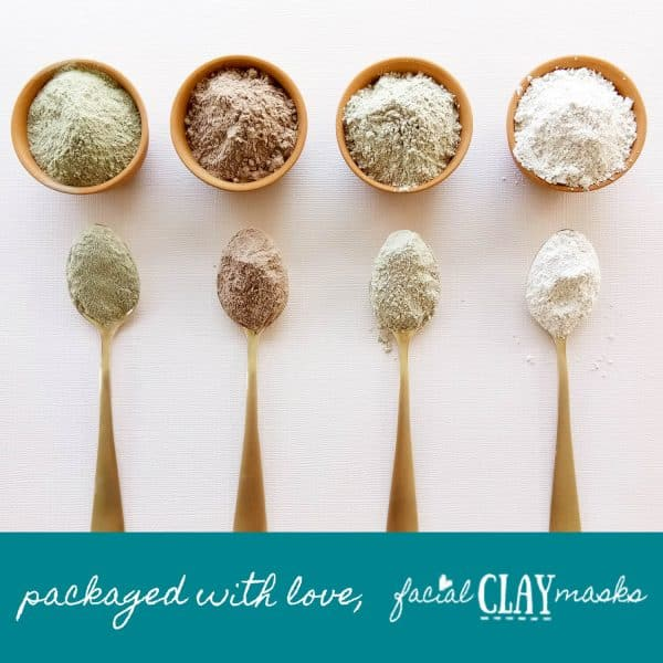 4 Types of Clay Made with Love