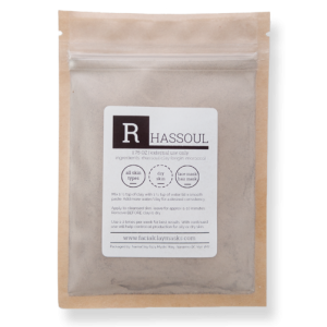 Rhassou CLay Face Mask