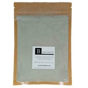 Bentonite Clay 50g | Indian Healing Clay