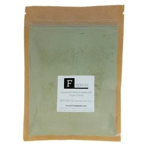 French Green Clay 50g | Balances complexion and reduces appearance of pores