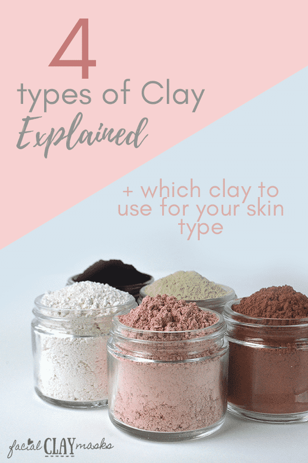 4 Types of Clay Explained
