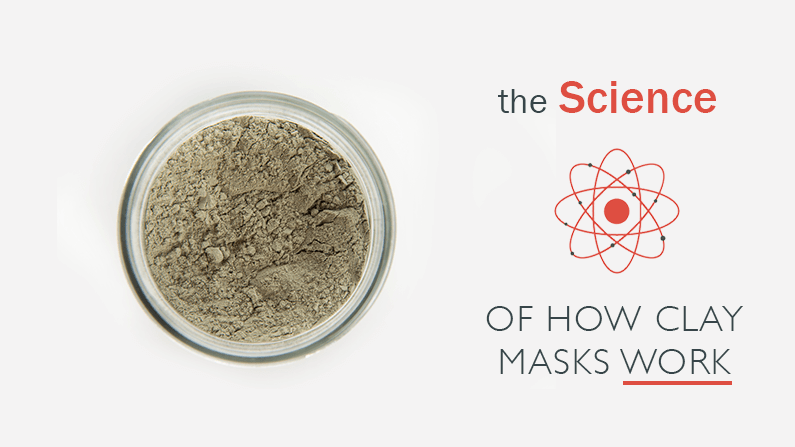 How do Clay Masks Work? + Science of WHY it's good for your skin