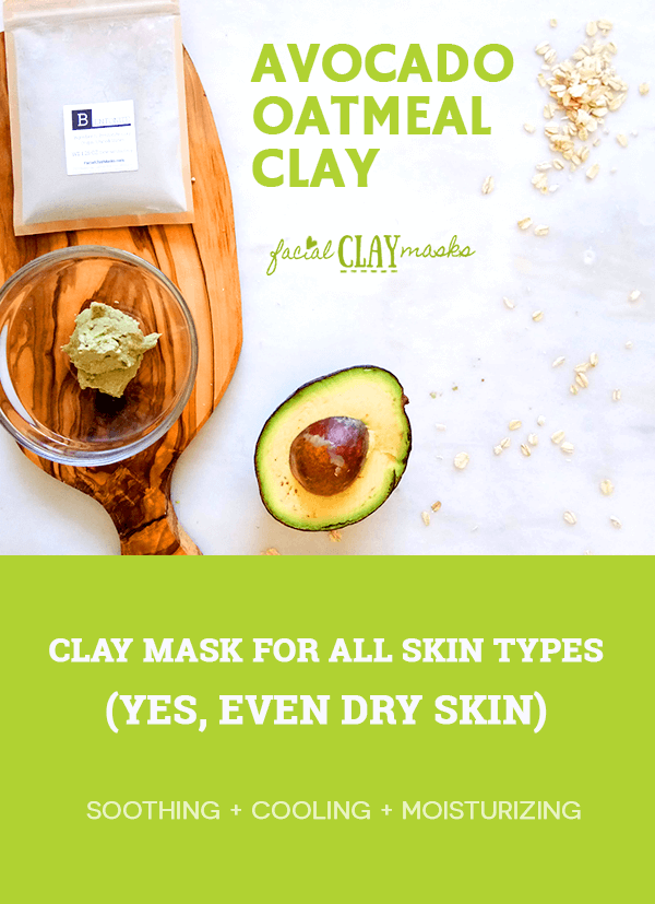 Avocado Face Mask DIY Recipe