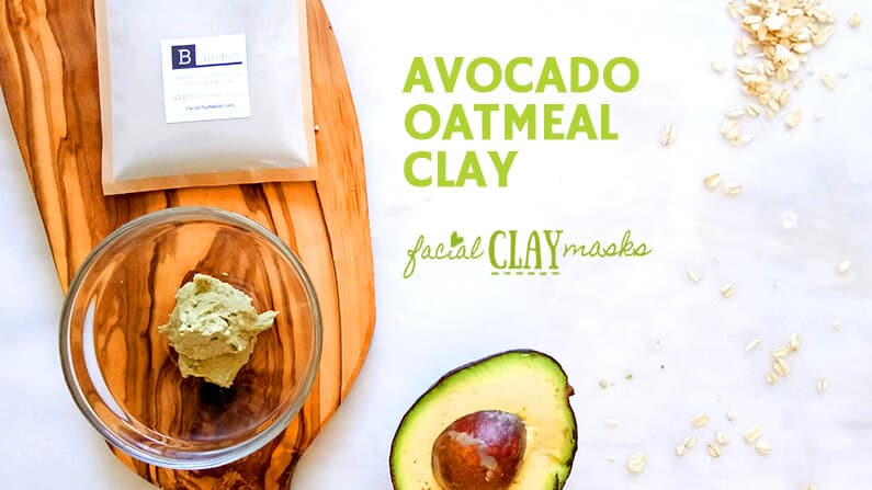 Cucumber Face Mask Recipe + Pink Salt + Clay 13