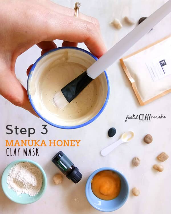 Healing Manuka Honey Face Mask 9