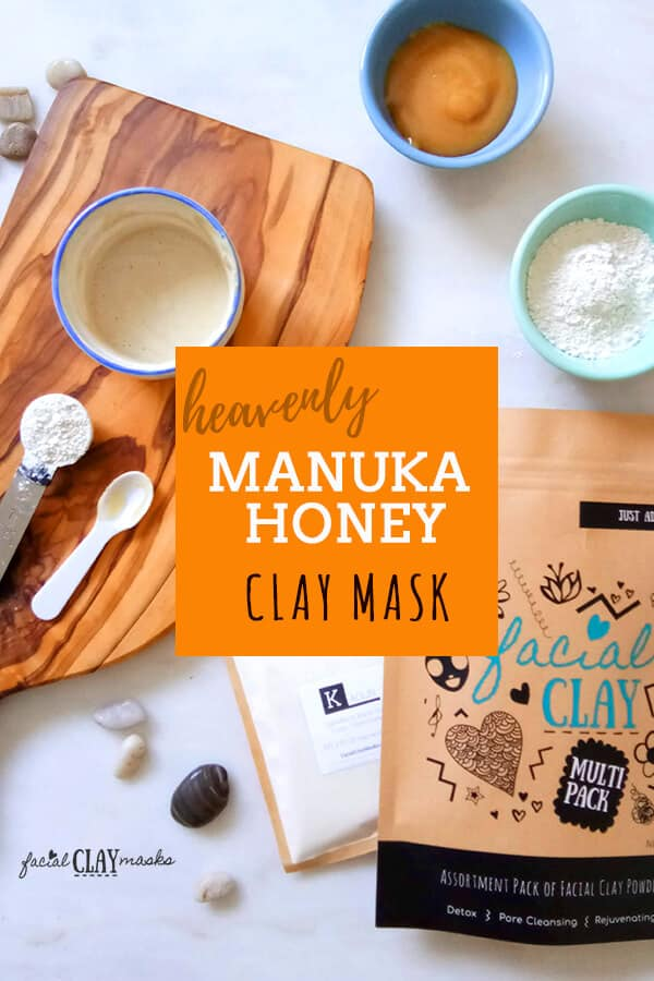 Healing Manuka Honey Face Mask 1