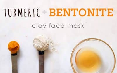 Bentonite Turmeric Mask – Crazy good on Acne