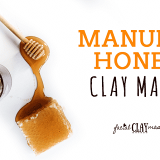 Manuka Honey Clay Face Mask