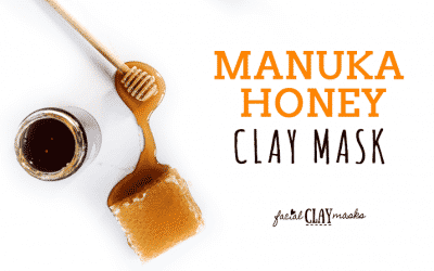 Healing Manuka Honey Face Mask