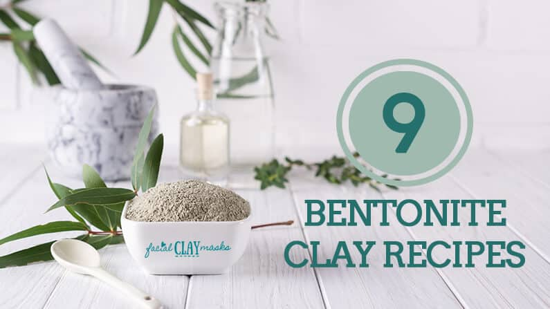 bentonite clay and apple cider vinegar recipe
