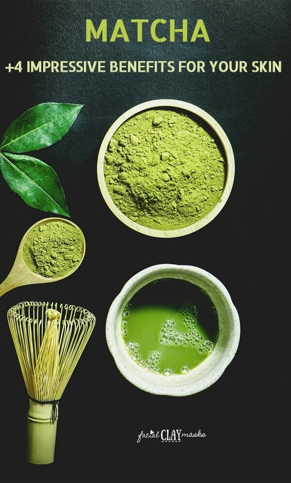Benefits of Matcha Green Tea for your Skin