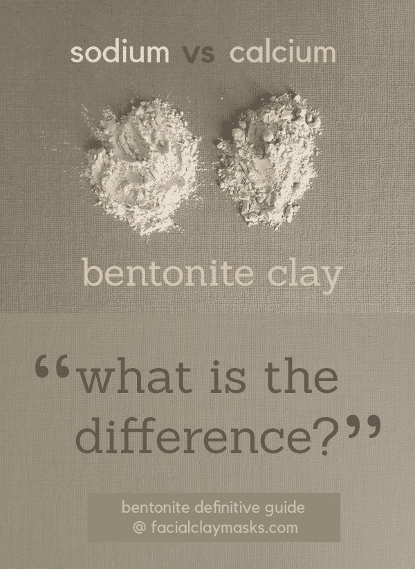 Definitive Guide to Bentonite Clay + 10 Everyday Uses and Benefits 5