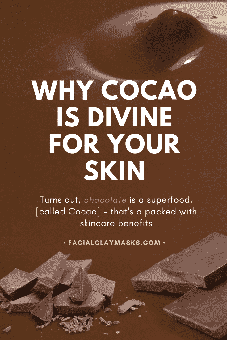 It's all about the Cocao Clay Mask 3