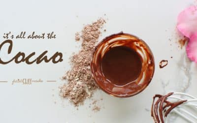 It's all about the Cocao Clay Mask