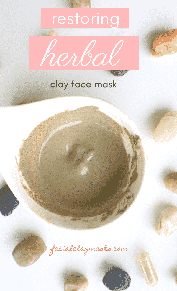 Restoring Herbal Face Mask 7