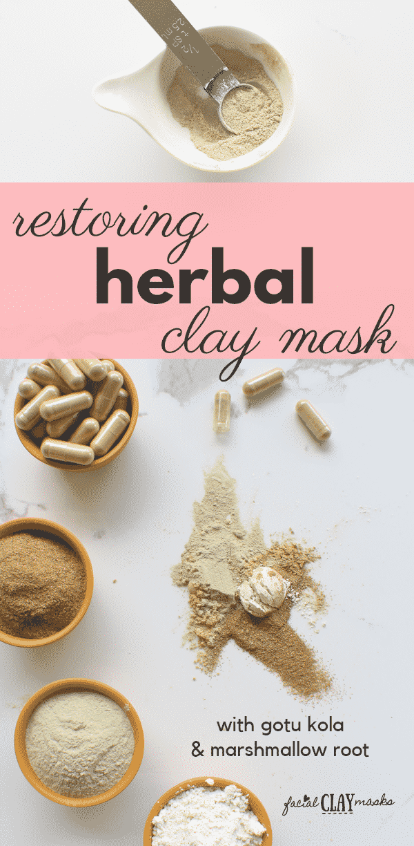 Restoring Herbal Face Mask 8