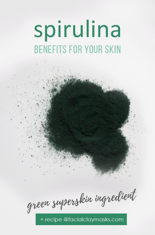 Green Goodness Spirulina Mask 4