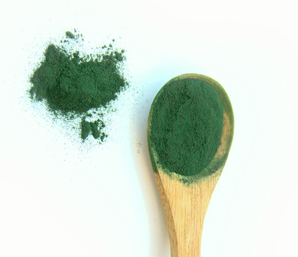 Green Goodness Spirulina Mask 3