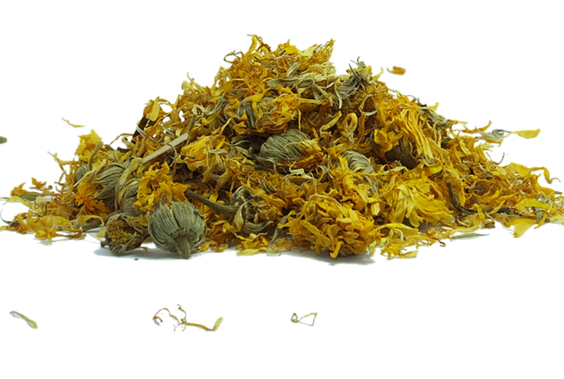 Calming Calendula Face Mask 3