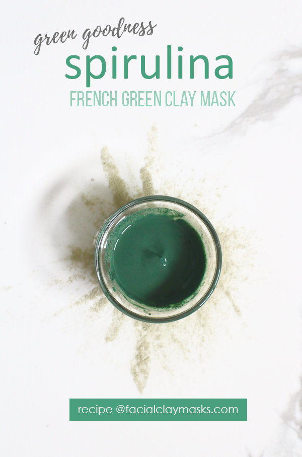 Best 8 French Green Clay Mask Recipes 3
