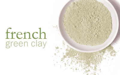 Classic French Green Clay Mask