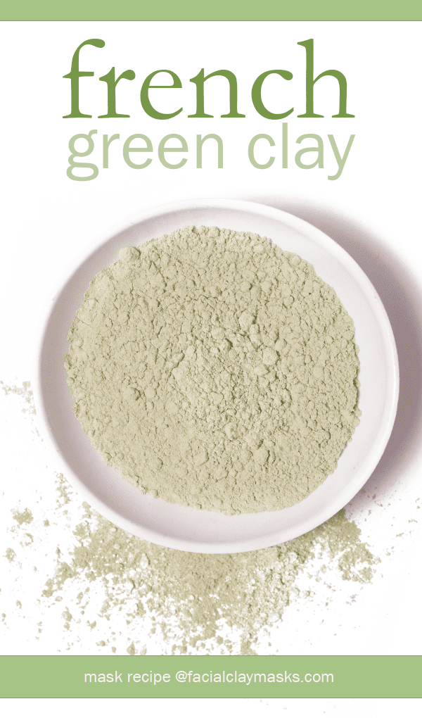 Classic French Green Clay Mask 1