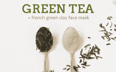 Uplifting Green Tea Face Mask
