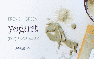 French Green Clay and Yogurt Face Mask