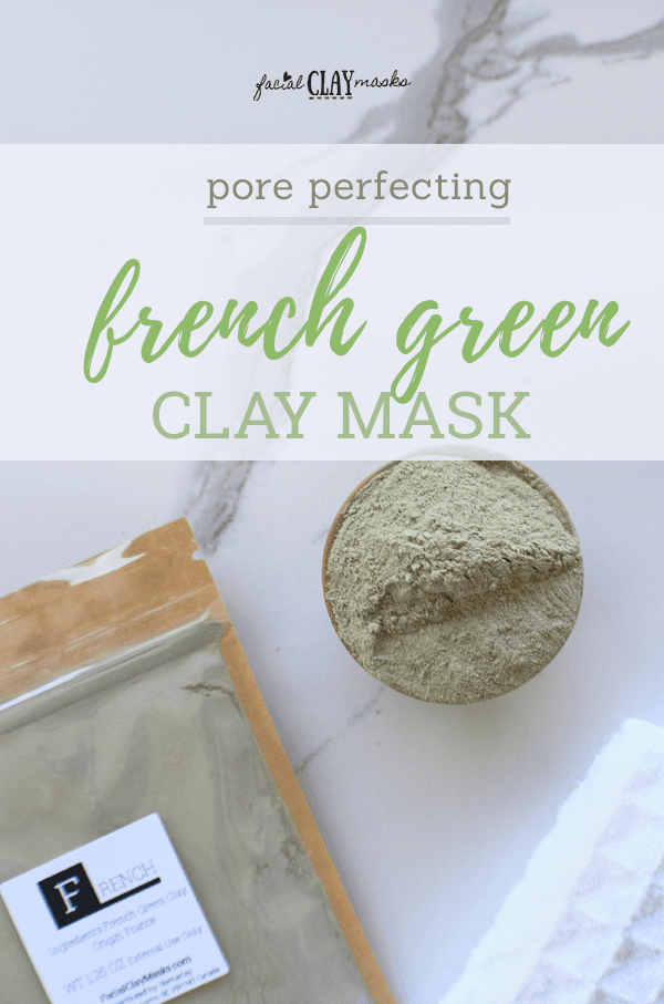 Classic French Green Clay Mask 3
