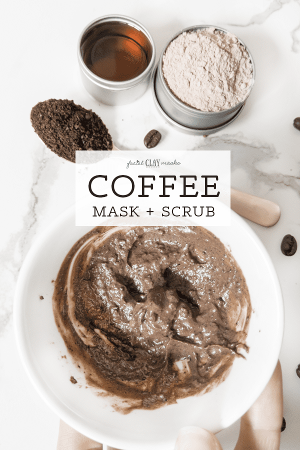 Cup of Java Coffee Face Mask 8