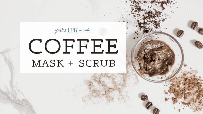Cup of Java Coffee Face Mask