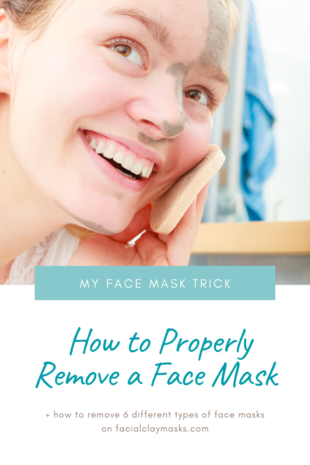 How to Remove a Face Mask 1