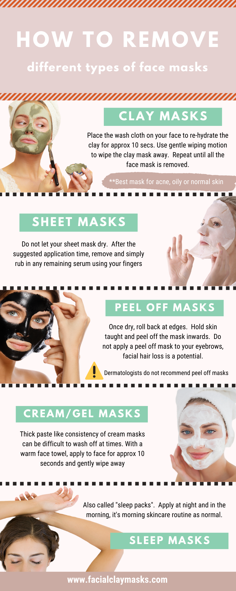 How to Remove a Face Mask 8