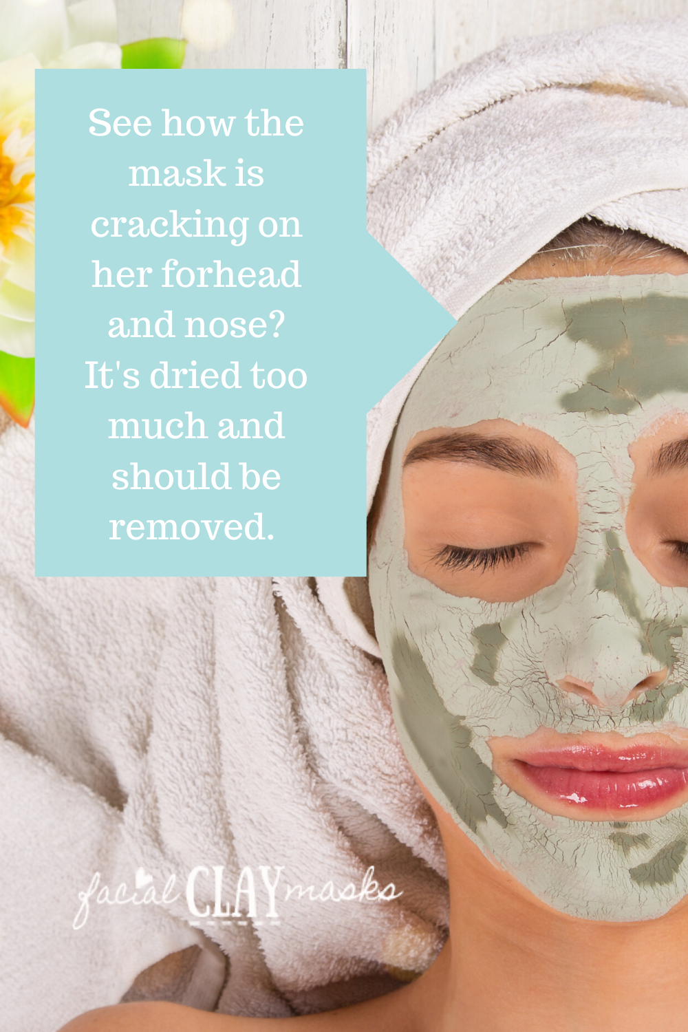 How Long to leave a Clay Mask on? 2