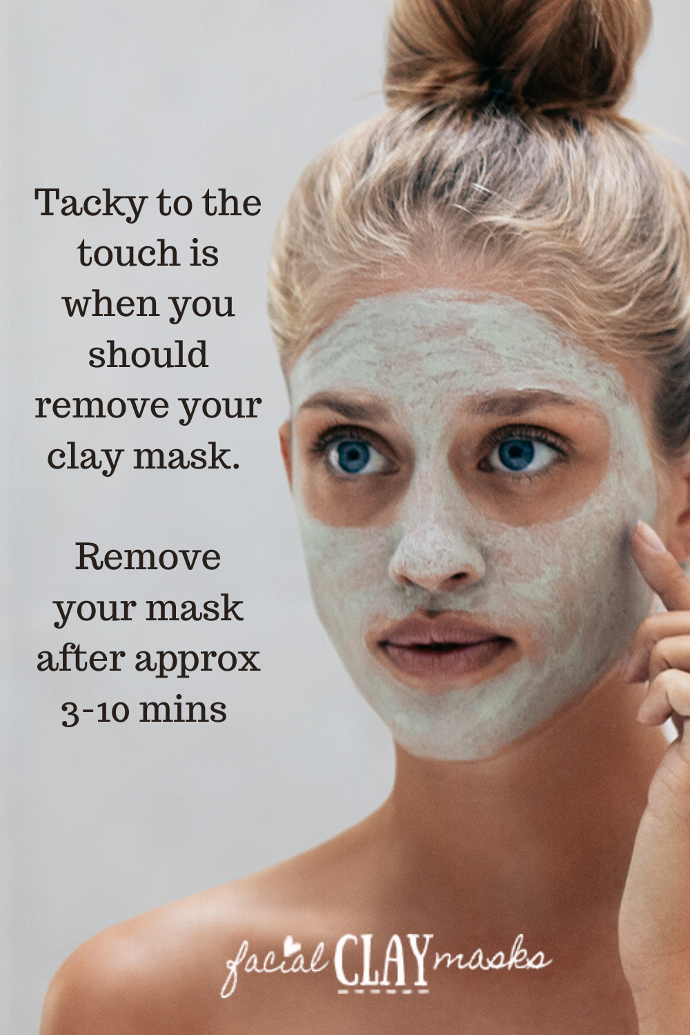 How Long to leave a Clay Mask on? 1