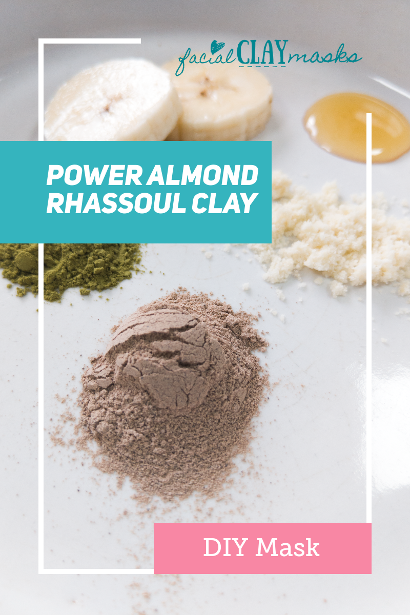 Power Almond & Rhassoul Clay Revitalizing Mask 1