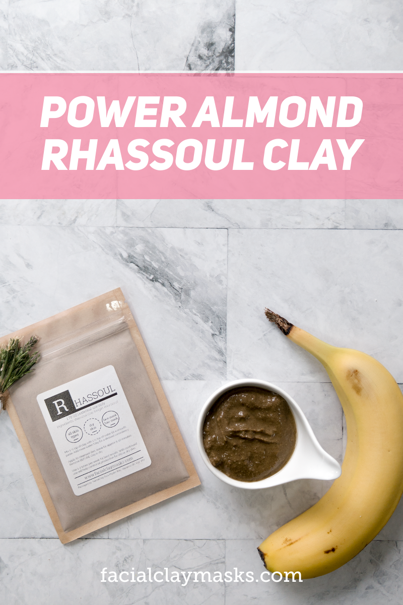 Power Almond & Rhassoul Clay Revitalizing Mask 5