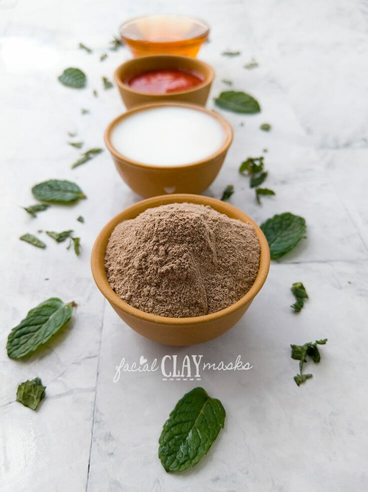 Rhassoul Clay Mask Recipes 2