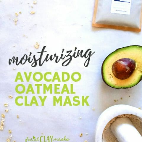 Soothing Avocado Face Mask
